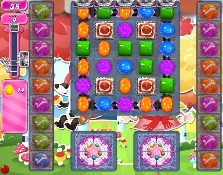 candy crush level 1193 cheats