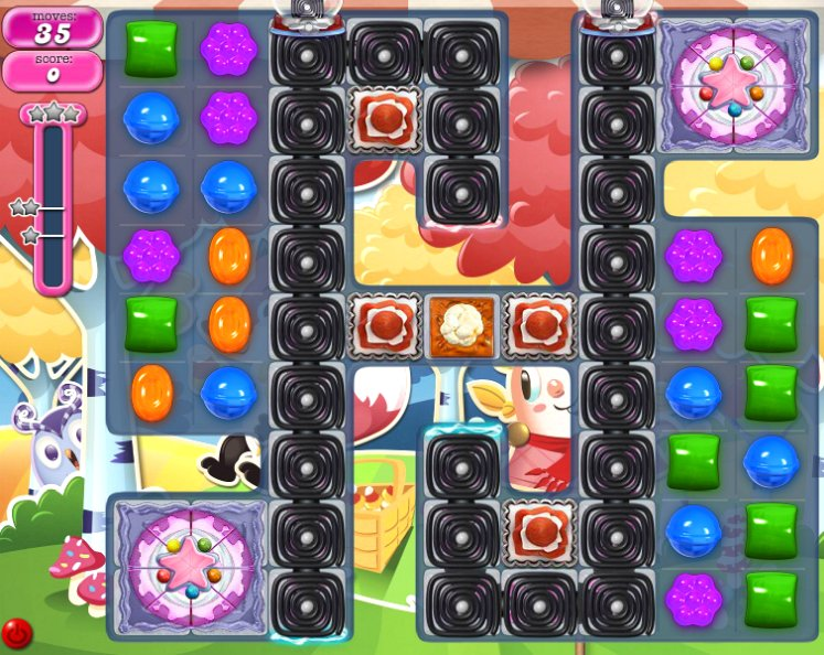candy crush level 1196 cheats