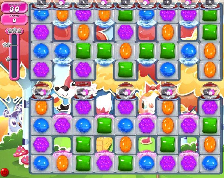 candy crush level 1199 cheats