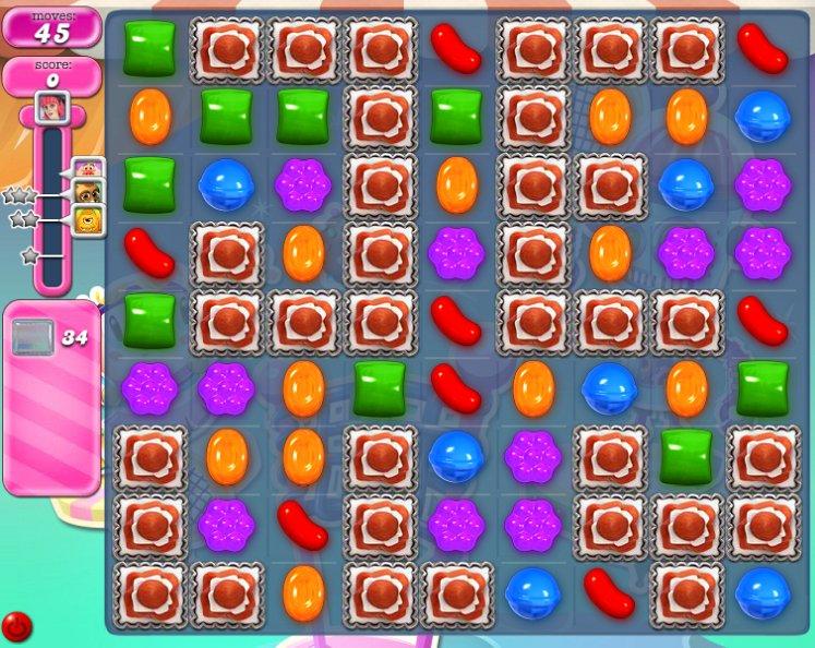 candy crush level 1207 cheats