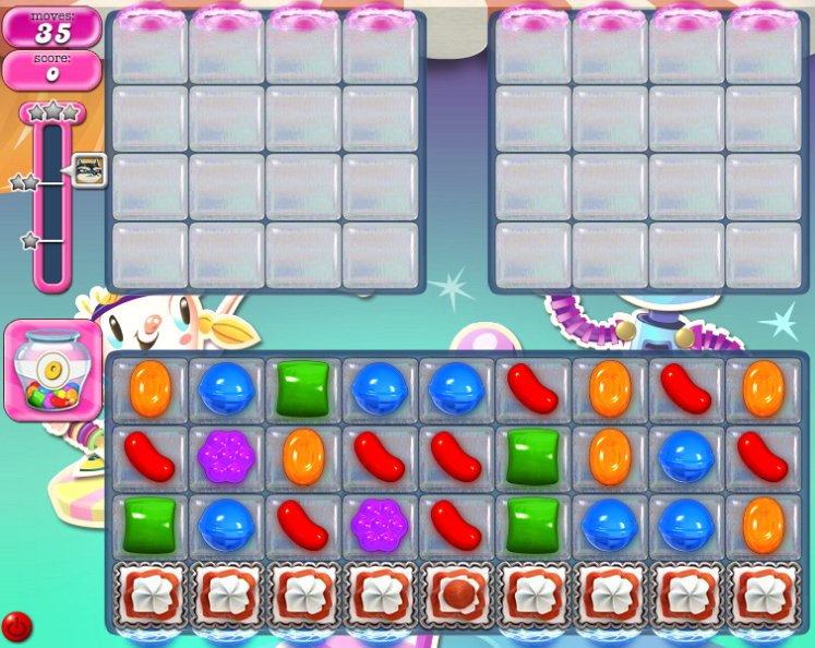 candy crush level 1208 cheats