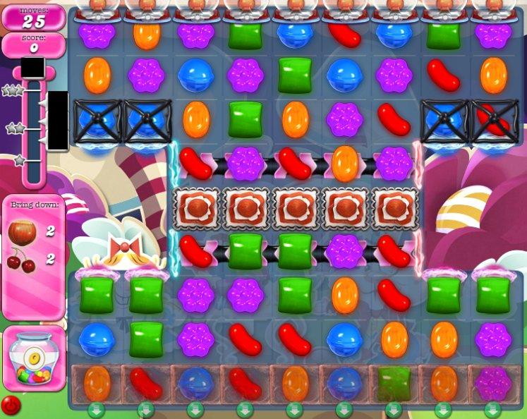 candy crush level 1233 cheats