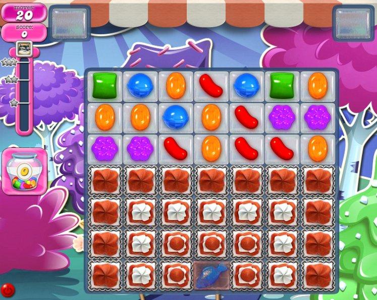 candy crush level 1236 cheats