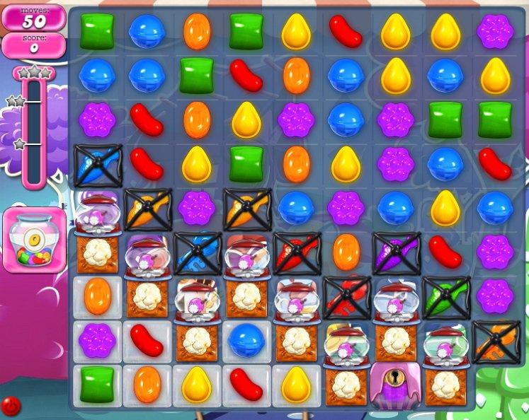 candy crush level 1249 cheats