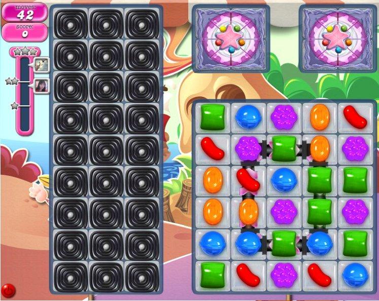 candy crush level 1292 cheats