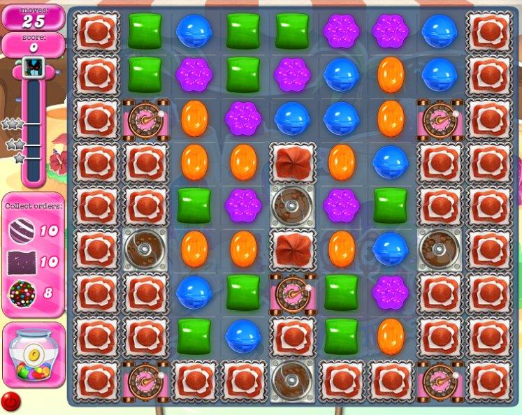 candy crush level 1331 cheats
