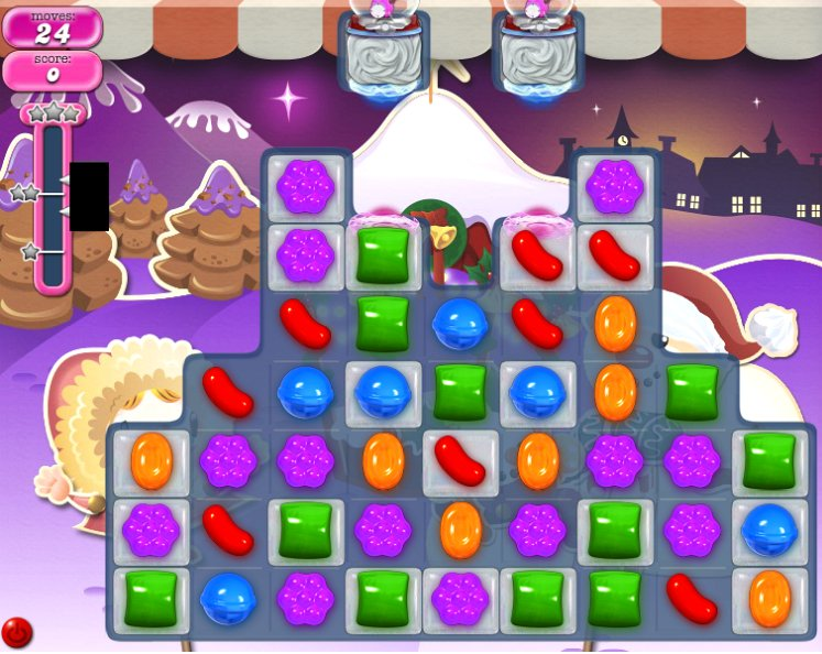 candy crush level 1395 cheats