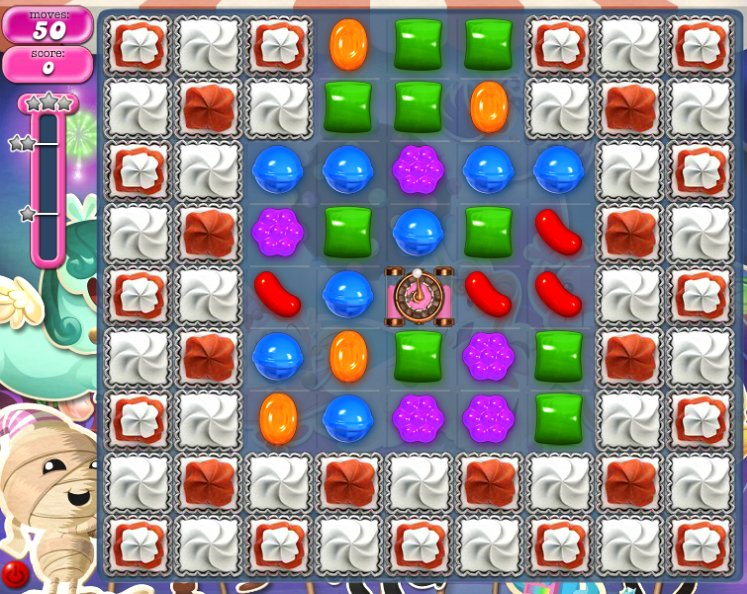 candy crush level 1402 cheats