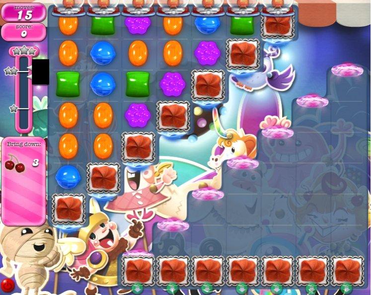candy crush level 1403 cheats