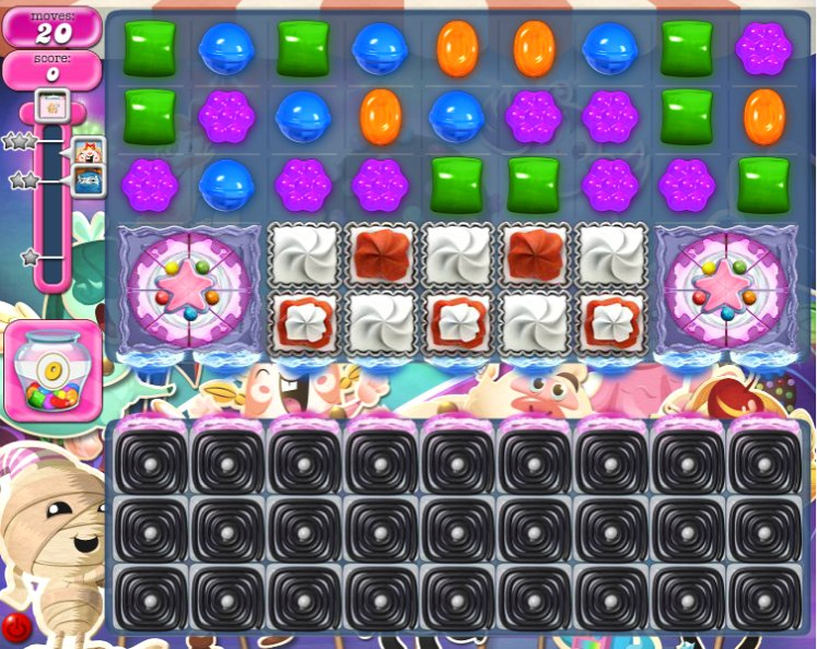 candy crush level 1404 cheats
