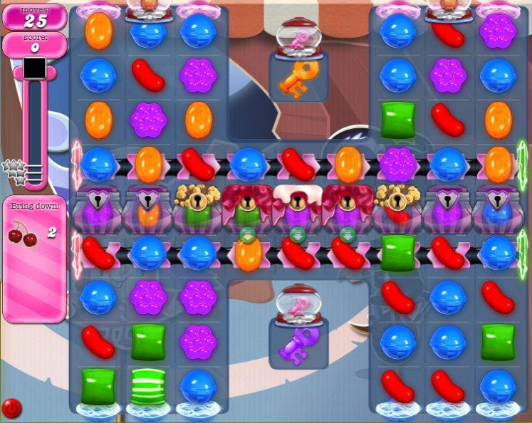 candy crush level 1470 cheats
