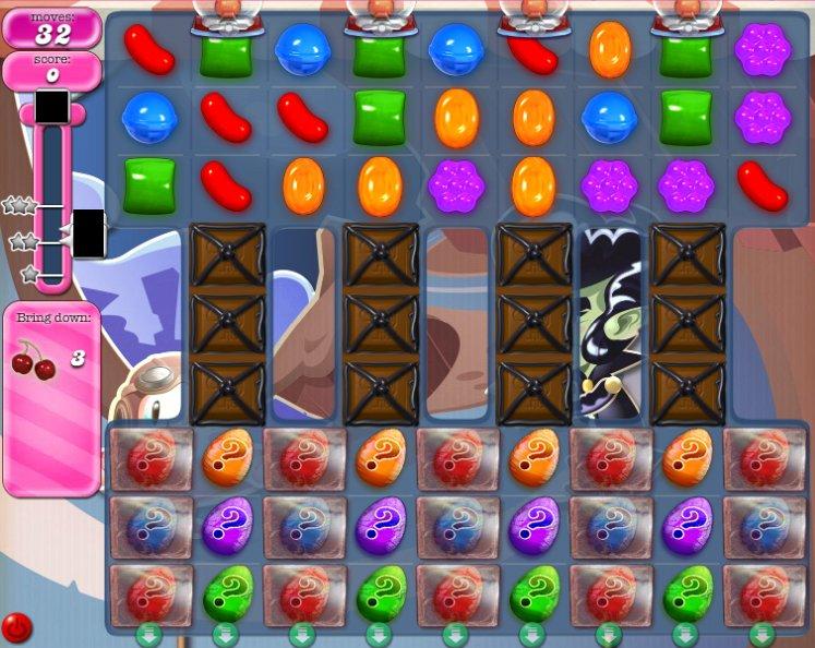 candy crush level 1474 cheats