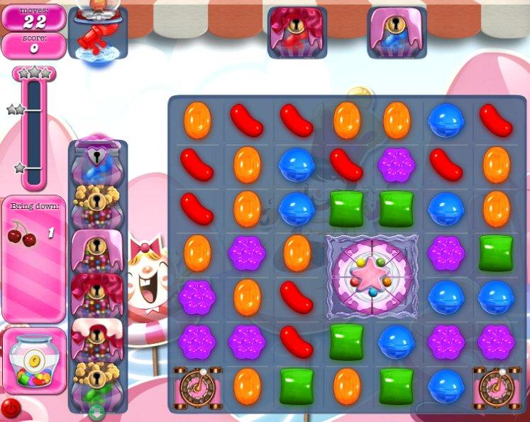 candy crush level 1496 cheats