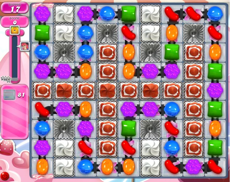 candy crush level 1497 cheats