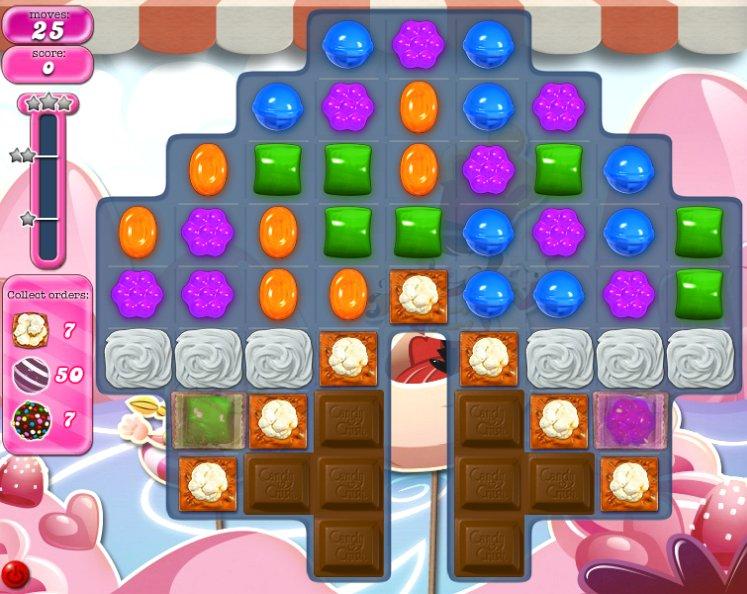 candy crush level 1499 cheats