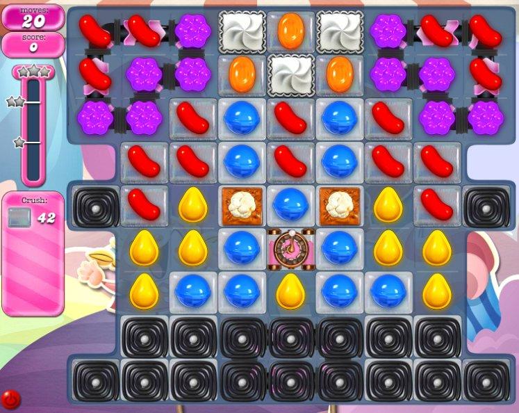 candy crush level 1530 cheats