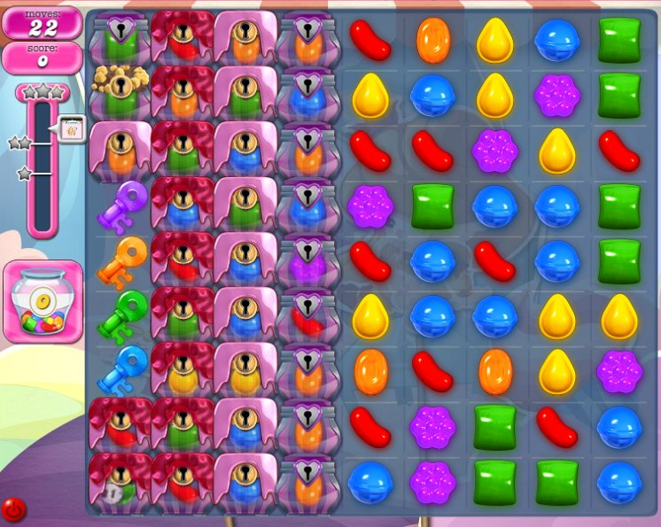 candy crush level 1533 cheats