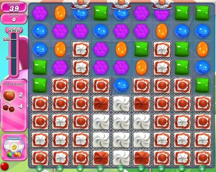 candy crush level 1582 cheats