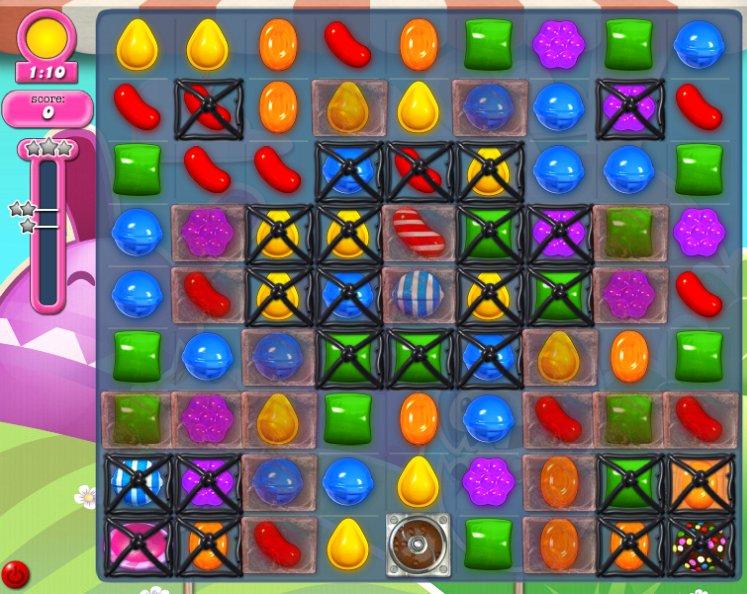 candy crush level 1585 cheats