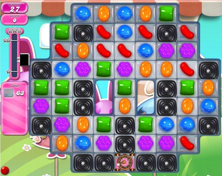 candy crush level 1593 cheats