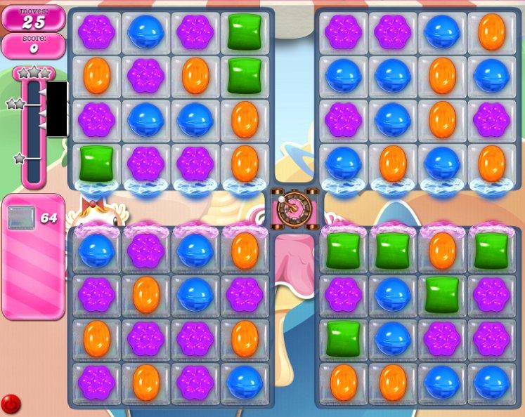 candy crush level 1599 cheats