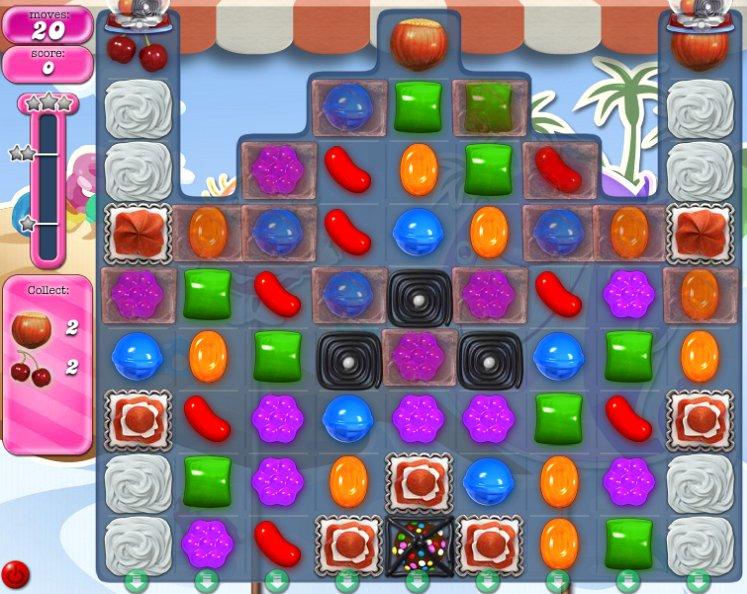 candy crush level 1630 cheats