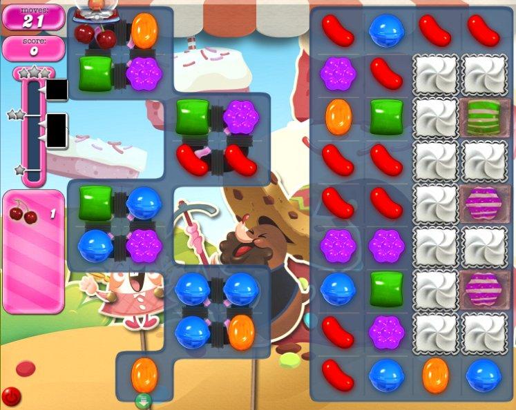 candy crush level 1649 cheats