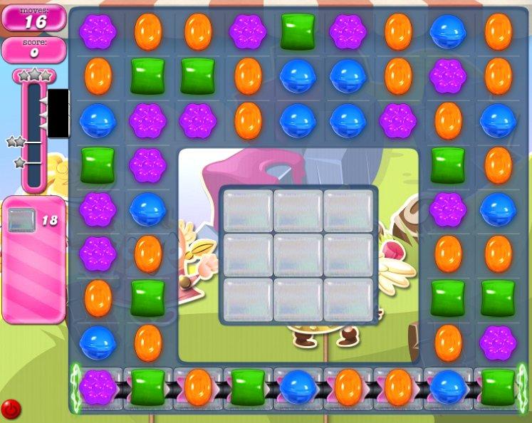candy crush level 1662 cheats