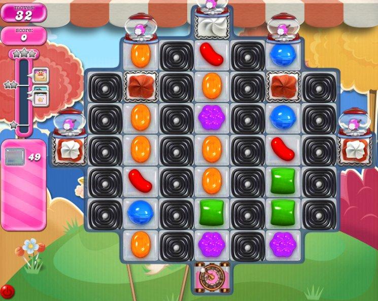 candy crush level 1686 cheats