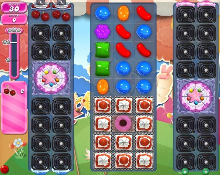 candy crush level 1687 cheats