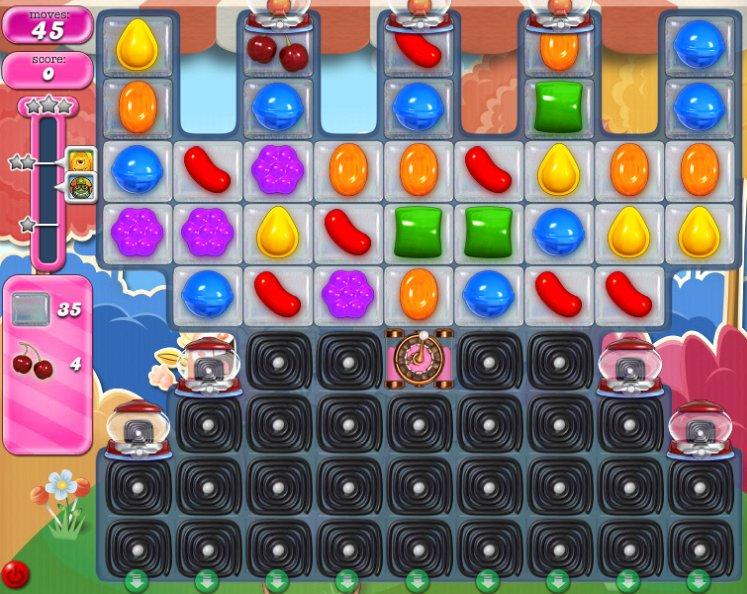 candy crush level 1695 cheats