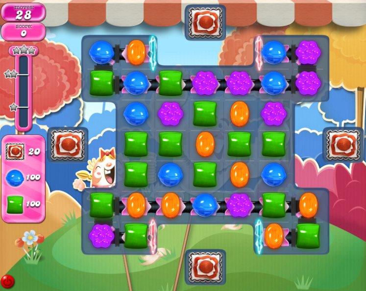 candy crush level 1696 cheats