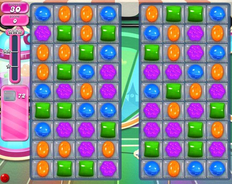 candy crush level 16 cheats