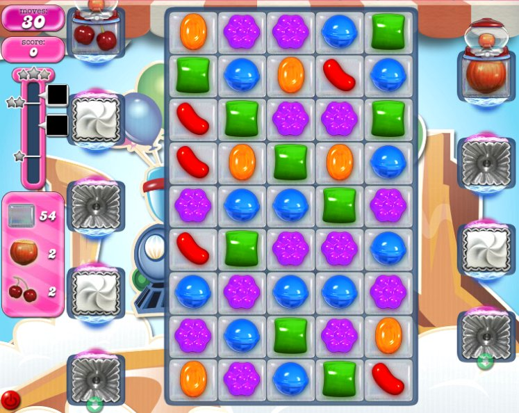 candy crush level 1704 cheats