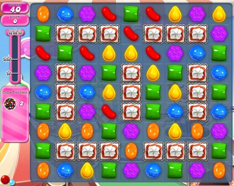 candy crush level 176 cheats