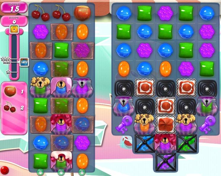 candy crush level 1824 cheats