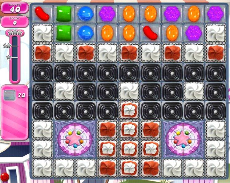 candy crush level 1887 cheats