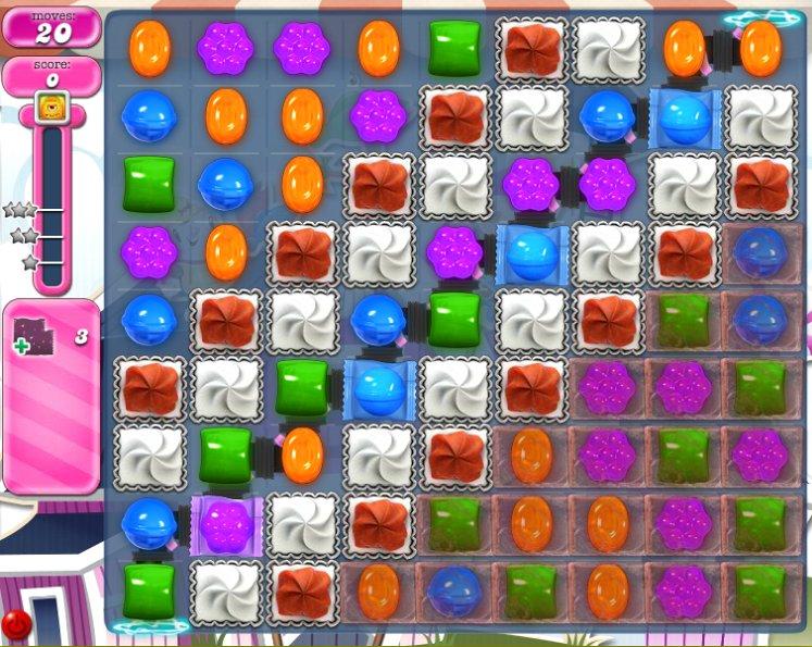 candy crush level 1892 cheats