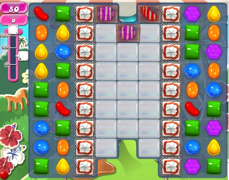 candy crush level 194 cheats