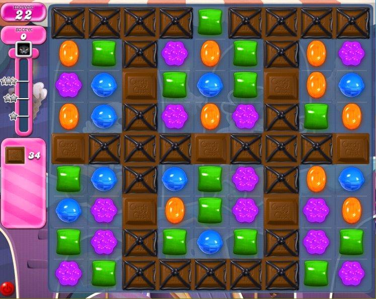 candy crush level 2057 cheats