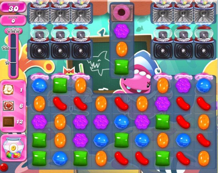candy crush level 2098 cheats