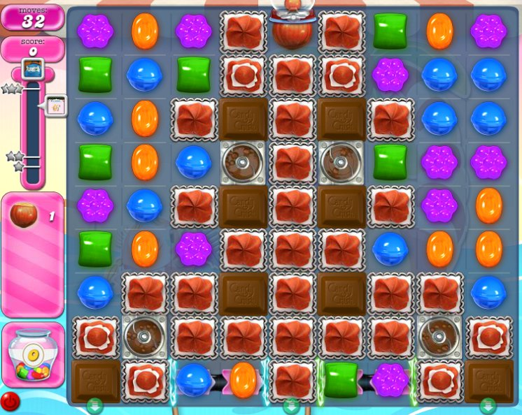 how to pass level 688 in candy crush