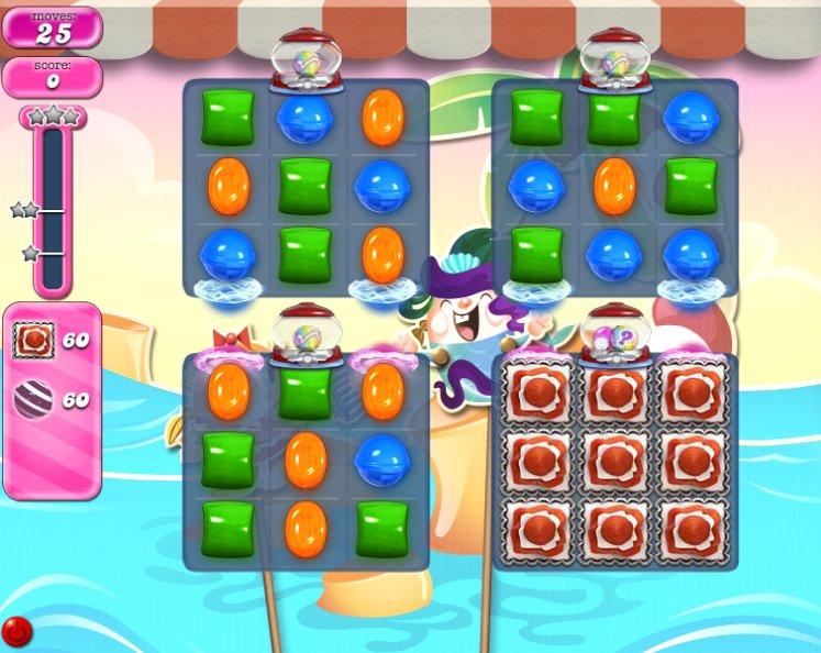 candy crush level 2117 cheats