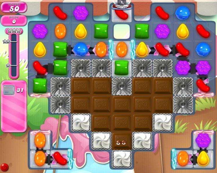 candy crush level 2241 cheats