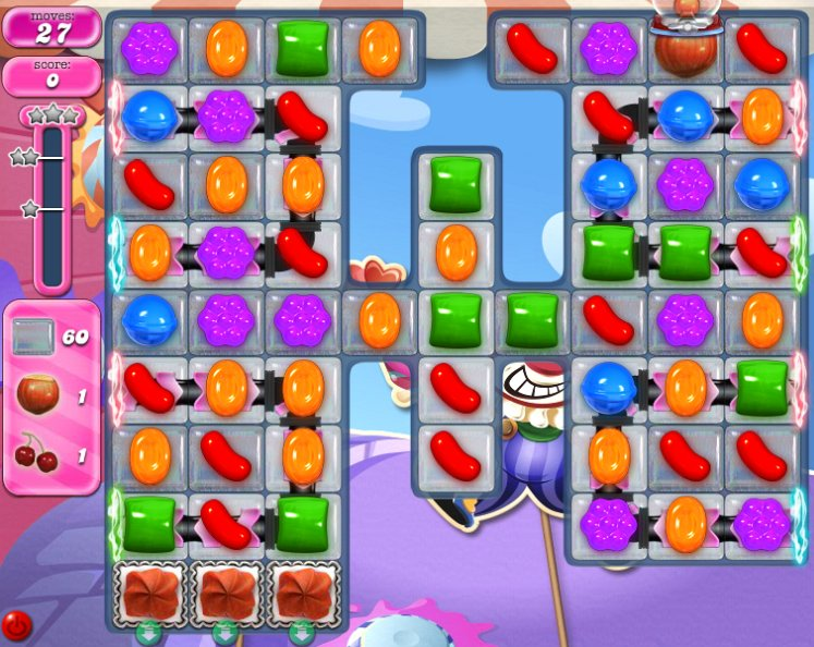 candy crush level 2272 cheats