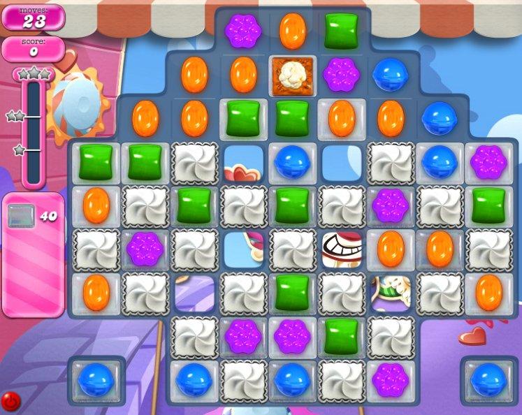 candy crush level 2276 cheats