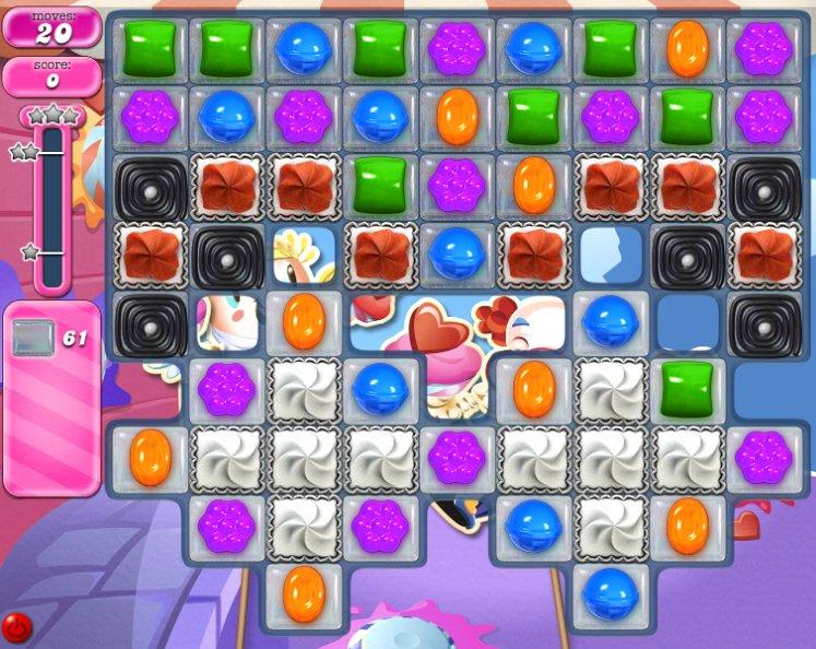 candy crush level 2282 cheats