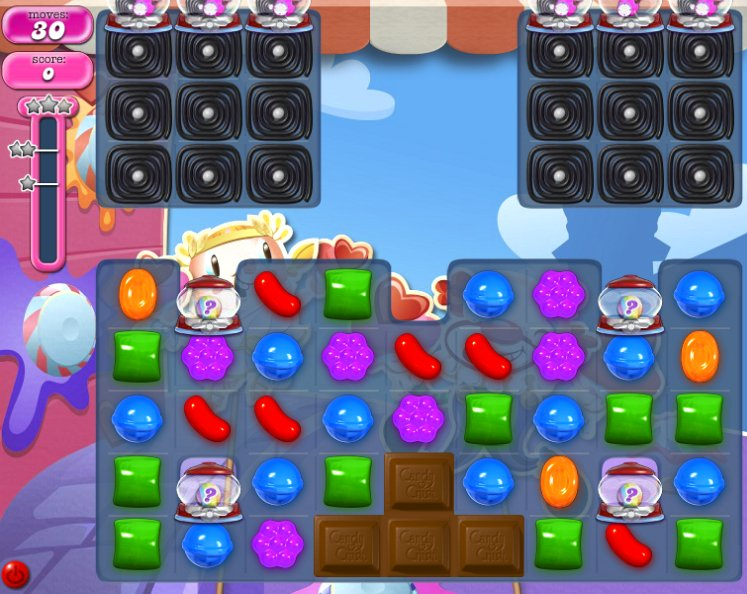 candy crush level 2283 cheats