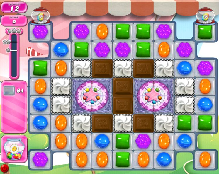 candy crush level 2288 cheats