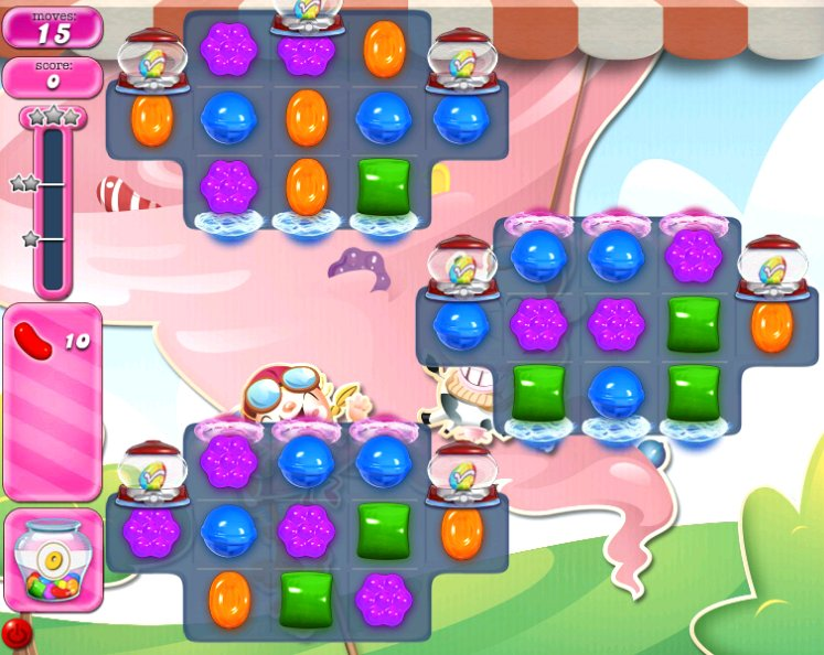 candy crush level 2289 cheats